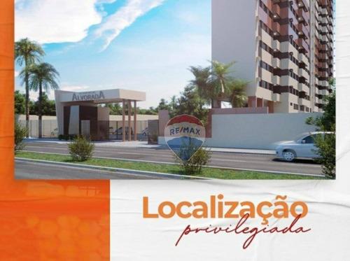 Excelente Apartamento Com 3 Quartos À Venda - 75m² -  Natal/rn - Ap0121