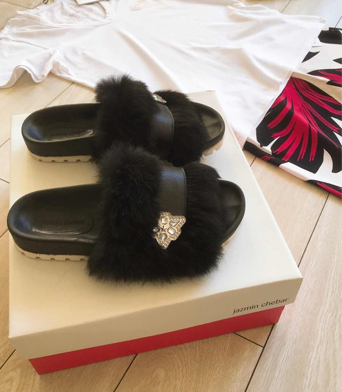 Zapato Jazmín Chebar Talle 36 Cuero Tb Ginebra Jackie Cher