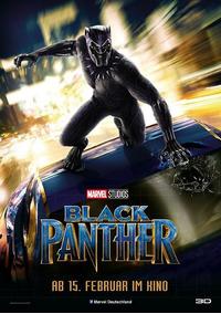 Poster: Pantera Negra, Capitão América E Vingadores