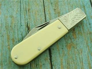 Canivete Antigo 1970 Barlow Jackbayes Made In Usa 2 Lâminas