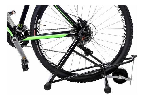 Rolo De Treino Para Bicicleta Alt Cicle Al 04 C/ Nota Fiscal