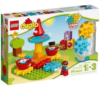 Lego Duplo Primer Carrusel 24 Pzs Original