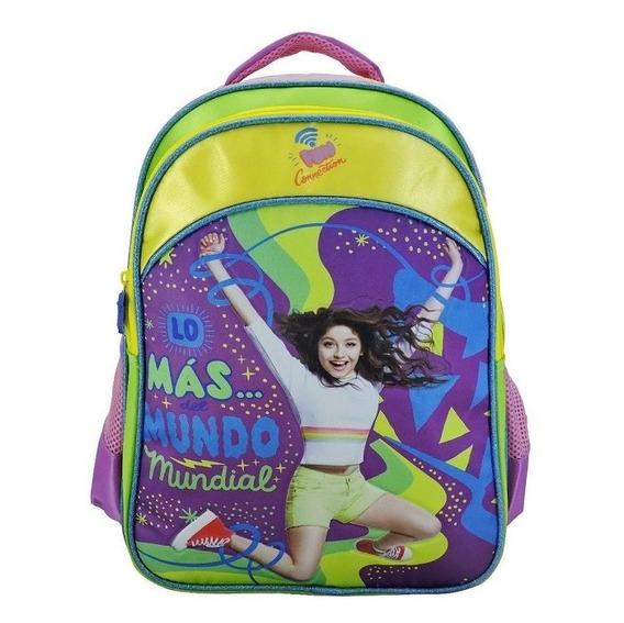 Mochila Escolar Backpack Soy Luna Fun ¡envio Gratis!