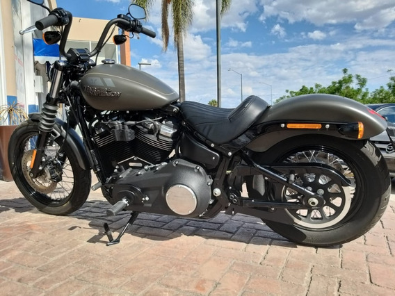 Harley Street Bob 2019 Como Nueva 1400km U. Dueño. Facturada