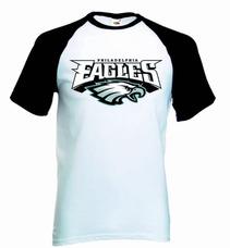 Camiseta Eagles Philadelphia no Mercado Livre Brasil 85efaf8f67141