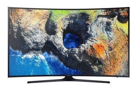 Tv Samsung (tela Quebrada) Modelo 55ku6300 Curva