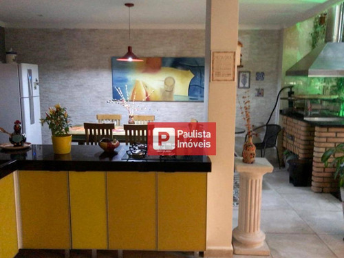 Sobrado À Venda, 382 M² Por R$ 2.150.000,00 - Jardim Prudência - São Paulo/sp - So0793
