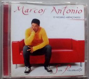 Cd Marcos Antônio - Sem Preconceito - Aa