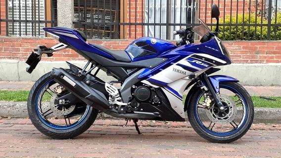 Yamaha R15, 2019, Con 10.000 Km
