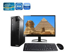 Computador Completo Lenovo M93 Sff Core I5-4570 8gb Hd 500gb