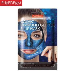 Purederm Galaxy Diamond Glitter Blue M?scara G