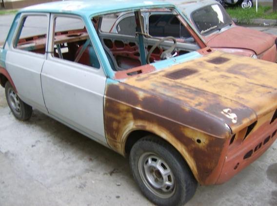 Vendo O Permuto Fiat 128 Europa, 1100 A 1.4. Turbo