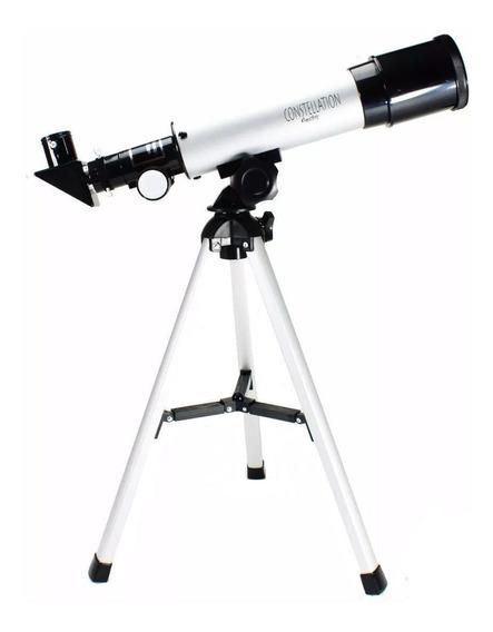 Kit Completo Telescópio Luneta 36050tx Nf E Garantia
