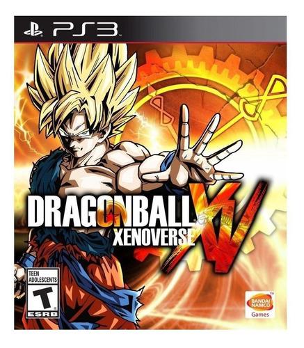 Dragon Ball Xenoverse Bandai Namco Entertainment America PS3 Digital