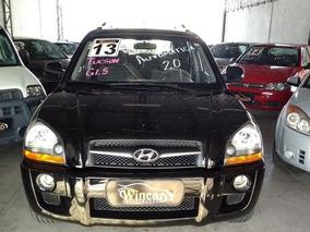 Hyundai Tucson Gls 4x2-at 2.0 16v Gas. (imp.) 4p 2013