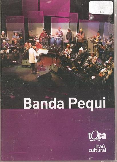 Dvd Banda Pequi - Toca Brasil - Musica De Goiania Goias