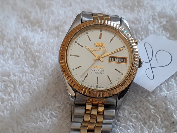Relógio Orient, Masculino, Automático ! (rlx)