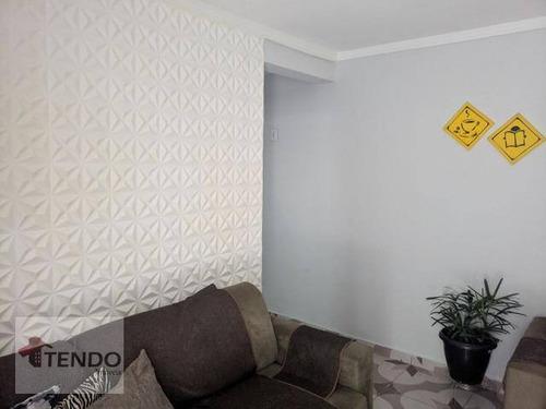 Imagem 1 de 20 de Sobrado Com 2 Dormitórios À Venda, 100 M² Por R$ 340.000 - Jardim Santa Inês - Suzano/sp - So0483