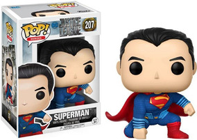Funko Pop Superman (207) Justice League