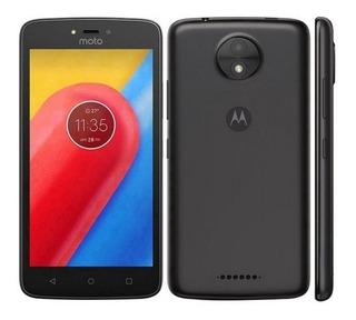 Celular Motorola Moto C Plus Xt1725 16gb 1gb Ram Cuotas