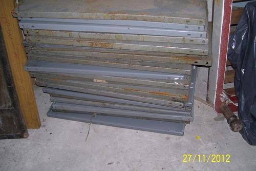 Estantes Pronto Metal 30 Cm X 83 Cm Reforzados