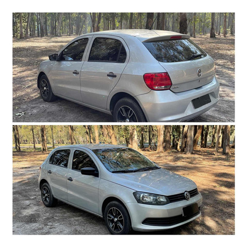 Volkswagen Gol 1.6 2015. U$s 6000 Saldo Gasta 24 Meses