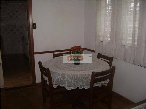 Casa Com 3 Dormitórios À Venda, 124 M² - Jordanópolis - São Bernardo Do Campo/sp - Ca0143