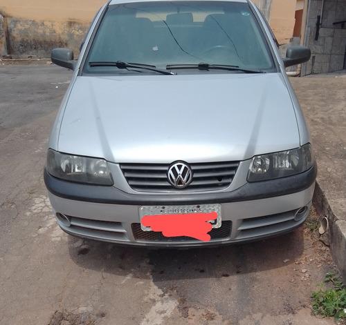 Imagem 1 de 11 de Volkswagen Gol 2005 1.6 Power Total Flex 5p