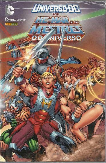 Universo Dc Vs He-man Mestres Do Universo Bonellihq Cx150 K1