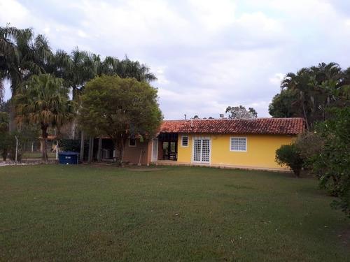 Chácara Com 2 Dormitórios À Venda, 1566 M² Por R$ 450.000,00 - Tanquinho Velho - Jaguariúna/sp - Ch0122