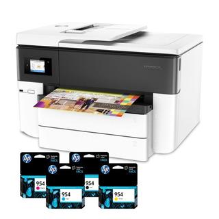 Impresora Hp Officejet 7740 Todo-en-uno De Formato Ancho