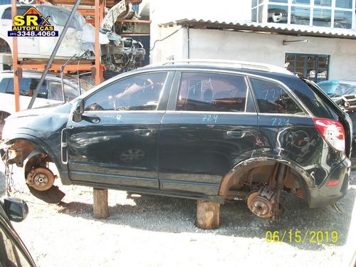 Sucata Captiva Sport 2.4 16v Aut 171cv 2011 Motor Peças