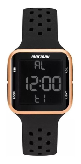 Relógio Mormaii Feminino Mo6600 8j Digital Rosé