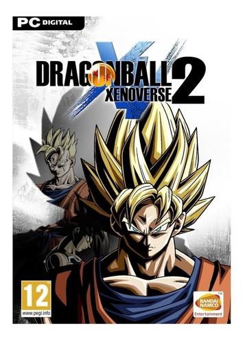 Dragon Ball: Xenoverse 2 Bandai Namco Entertainment PC Digital