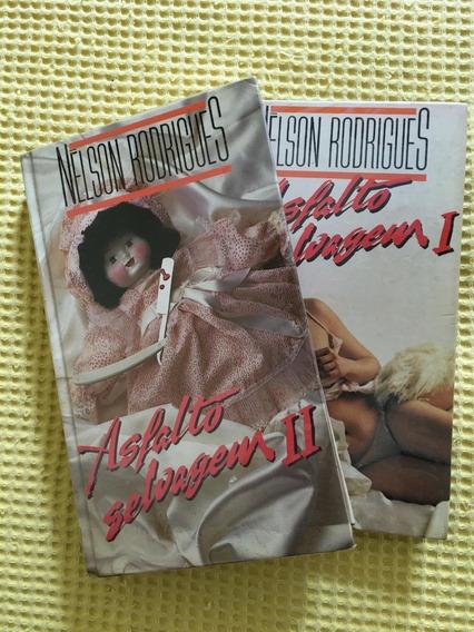 Asfalto Selvagem (volumes I E Ii)