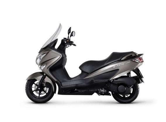 Scooter Suzuki Burgman 200 Abs L8 En Stock! En Suzukicenter