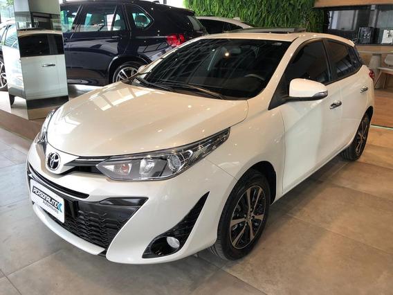 Toyota Yaris Xls 1.5 Automatico Flex 2019