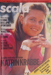 Scala - Revista Alemã Para A Comunidade Luso-brasileira.