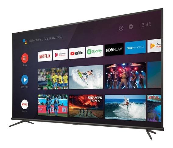 Smart Tv 4k 65 Semp Tcl 65p8m Wi-fi Bluetooth