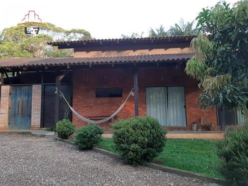 Casa Com 4 Dormitórios À Venda, 280 M² Por R$ 1.200.000,00 - Colônia Marques - Morretes/pr - Ca0160