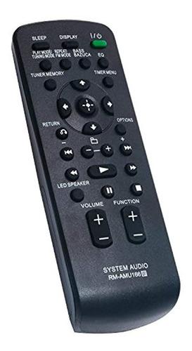 Nuevo Control Remoto De Repuesto Rm-amu166 Apto Para El Sist