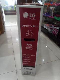 Smart Tv Lg De 32,43,49 Fullhd Entrega Inmediata