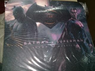 Mouse Pad Sublimado De Batman Vs Superman