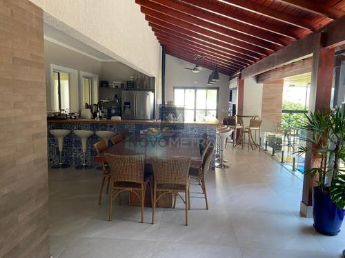 Imagem 1 de 30 de Casa À Venda Em Loteamento Alphaville Campinas - Ca005699