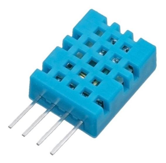 Sensor De Umidade E Temperatura Dht11 - Arduino, Pic