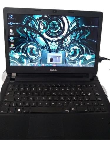 Notebook Cce Win U25 Celeron - Leia O Anuncio