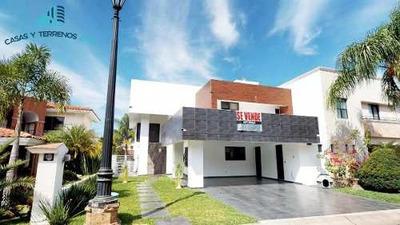 Hermosa Residencia Recien Remodelada En Puerta De Hierro