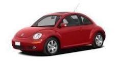 Vidrio De Puerta Para Volkswagen New Beetle