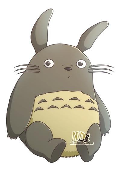 Playeras Lote De 4 Playeras Totoro