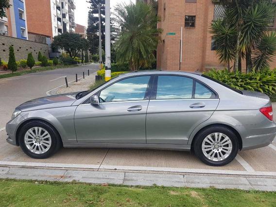 Mercedes Benz C220 Cdi Elegance Diesel Modelo 2013
